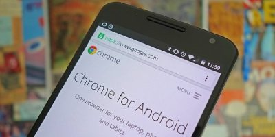 Como aumentar a velocidade do Google Chrome no Android