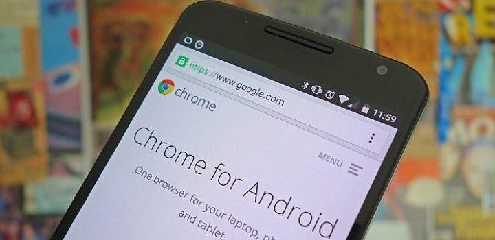 Como aumentar a velocidade do Google Chrome no Android