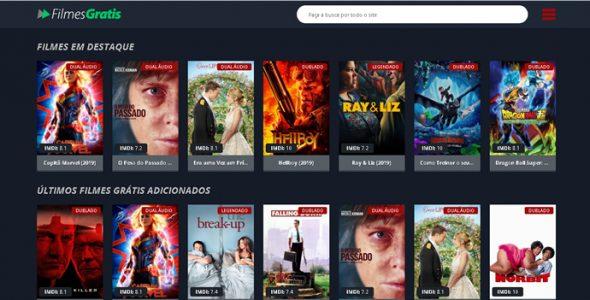 Filmes Grátis – Tema WordPress para Site de Filmes Torrent