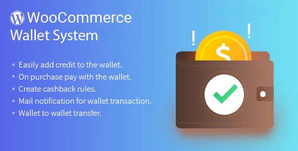 WordPress WooCommerce Wallet System v3.5.1